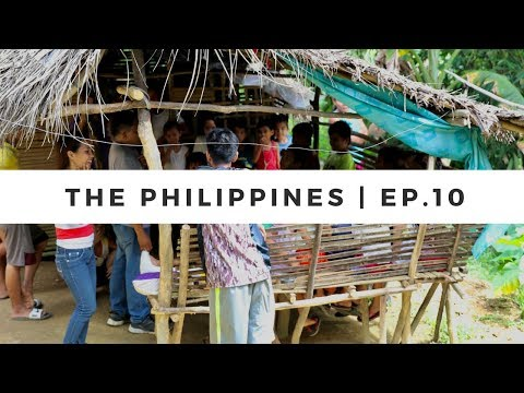 CHURCH OUTREACH & CHILDREN'S FEEDING | The Philippines Vlogs Ep. 10