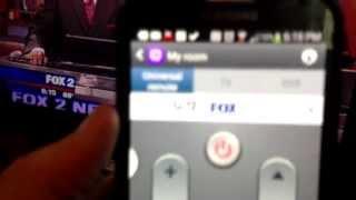 Samsung Galaxy S4 WatchOn App Hands on - TV/DVR Remote