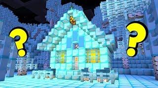 ЧТО БЫЛО БЫ, ЕСЛИ БЫ В МАЙНКРАФТЕ БЫЛИ ТОЛЬКО АЛМАЗЫ? АЛМАЗНЫЙ МИР Minecraft №1