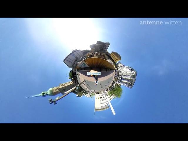 Abriss des Karstadt-Technikhauses in Dortmund