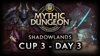 MDI Shadowlands Cup 3 | Championship Sunday Full VOD