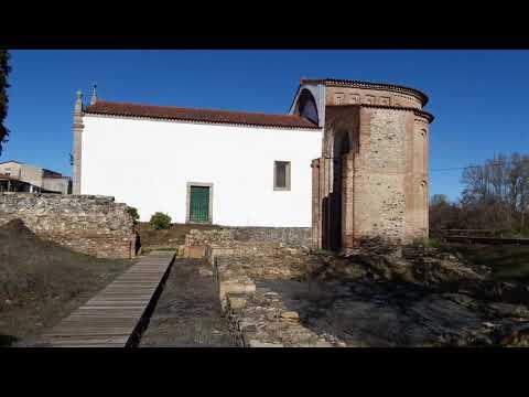 Igreja Mosteiro Castro de Avelãs