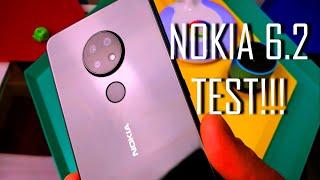 NOKIA 6.2 czy warto? Test, recenzja!