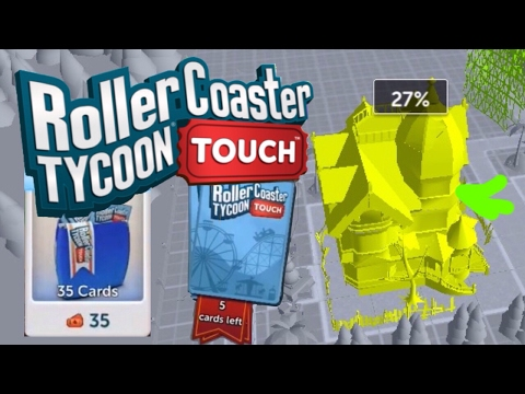 Rollercoaster tycoon touch - best option to layout your park