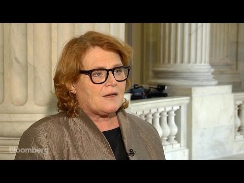 Sen. Heidi Heitkamp Says Trump Believes in Ex-Im Bank