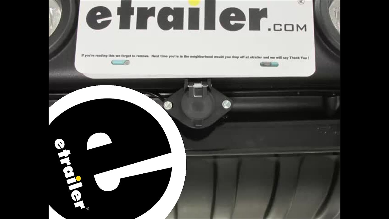hight resolution of blue ox vehicle end trailer wiring socket review etrailer com