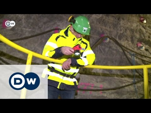 Finland builds underground nuclear vault | Focus on Europe