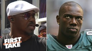 Brian Dawkins wants Terrell Owens and Donovan McNabb to end the beef | First Take
