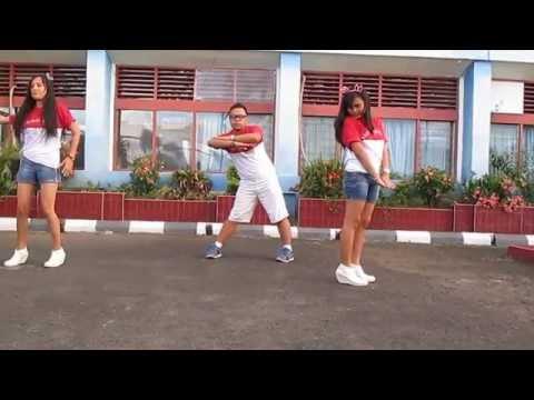 (17082014) Twibies Manado Cover Dance Pura Pura Cinta