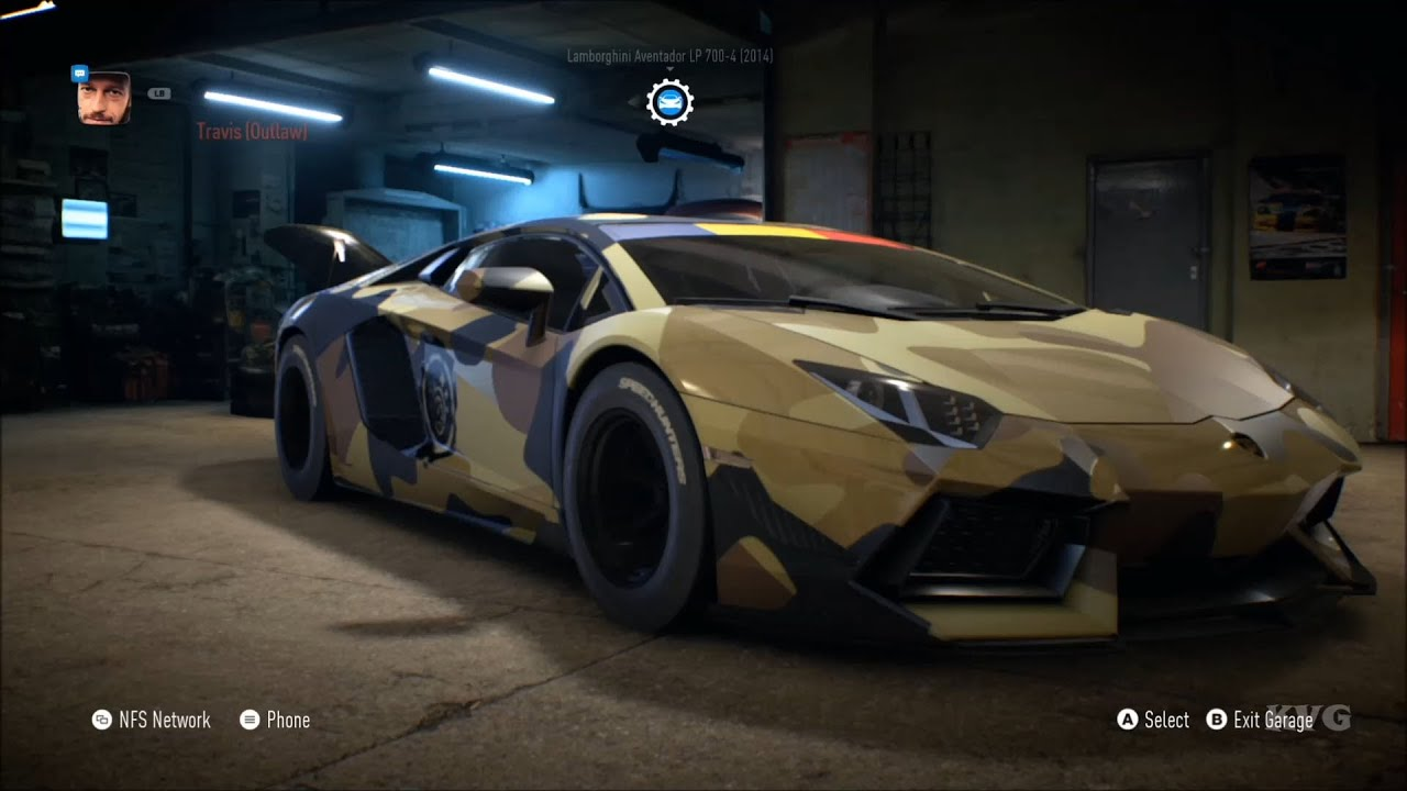 Need For Speed 2015 - Lamborghini Aventador LP700-4 2014 ...