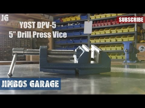 YOST DPV-5 Drill Press Vise - JIMBOS GARAGE