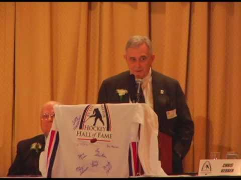 Frank Ferrara St. Louis Amateur Hockey Hall of Fame 2009
