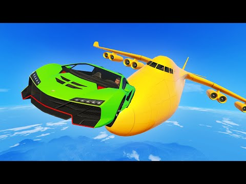 GTA 5 EPIC MOMENTS: #6 (Best GTA 5 Stunts...
