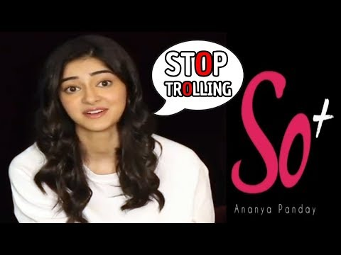 BEWARE TROLLERS ! Ananya Pandey takes STRONG stand against cyber-bullying | World Social Media Day Mp3