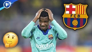 VIDEO: Le cas Ansu Fati fait parler au Barça | Revue de presse