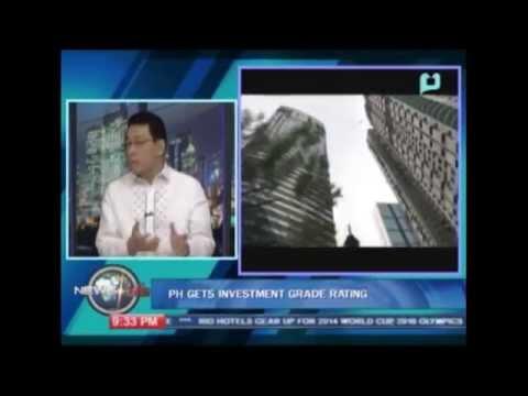 NewsLife Interview: Dep. Gov. Diwa Gunigundo, BSP - on PH gets investment grade rating from Fitch