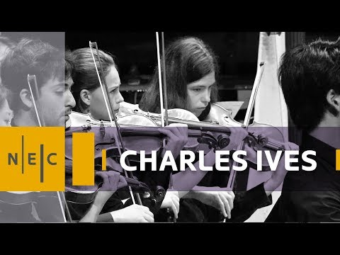 Charles Ives: Three Places in New England — NEC Philharmonia and Hugh Wolff