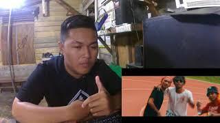 LIL ZI - Jangan Usik ft. sonyBLVCK & ABAY KL [Music Video] REACTION