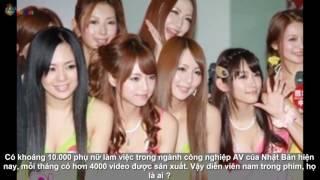 Đời sống tình dục của các nữ diễn viên JAV Nhật Bổn