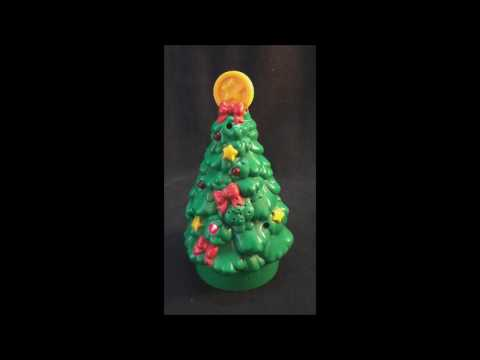 Fisher Price Little People Musical & Lights Christmas Tree