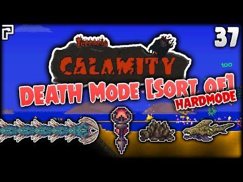 NEW Sulphur Ocean & Aquatic Scourge! | Terraria Calamity ...