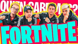 EL EXAMEN DE FORTNITE DE TEAM HERETICS