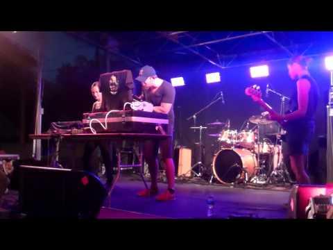 Black Moth Super Rainbow live The Underground Music Showcase 2012