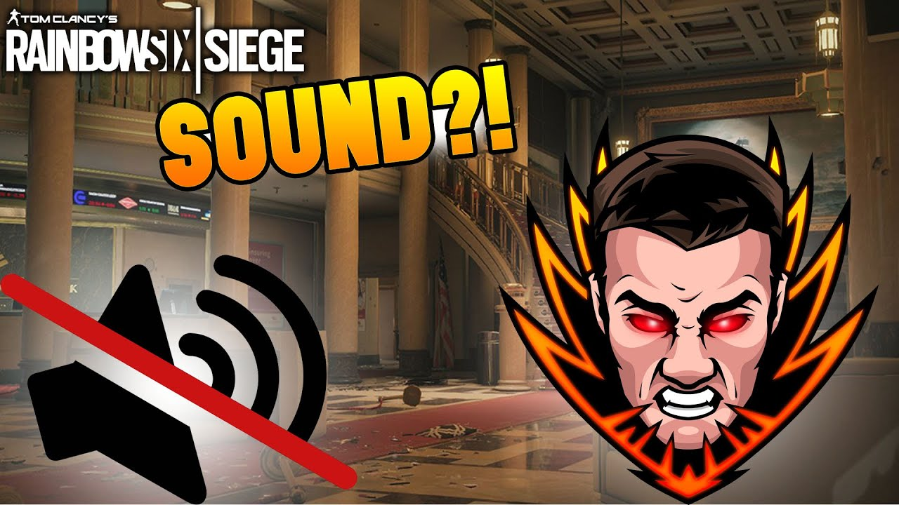 Sound in Siege is PERFECT! | Rainbow Six Siege Highlights