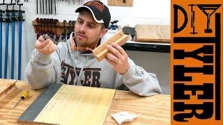 D2D DIY How to Sharpen Jointer / Planer Knives | Deulen Method