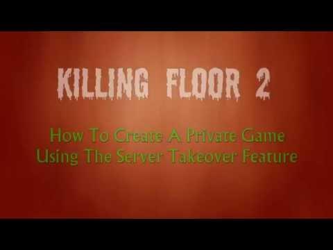 killing floor 2 online matchmaking not working