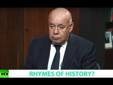 RHYMES OF HISTORY? Ft. Mikhail Shvydkoy, Special Representative for Intl. Cultural Cooperation
