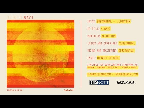Substantial & Algorythm - Always [EP] (Full Album) 2015