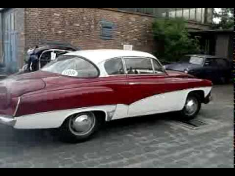 wartburg 311 coupe fahrt youtube. Black Bedroom Furniture Sets. Home Design Ideas