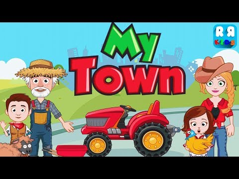 My Town : Farm (By My Town Games LTD) - New Best App For Kids