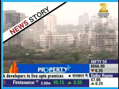 Property Plus - Due to over supply of flats, rental rates are down in Noida