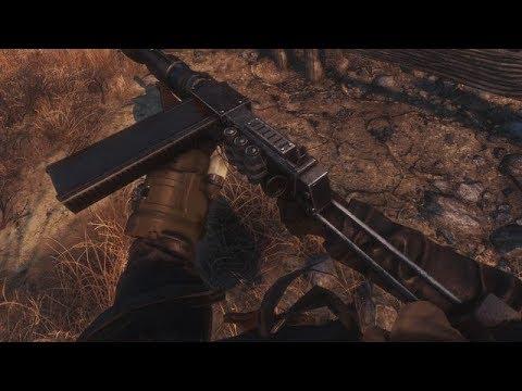 Metro Bastard Gun in Fallout 4 - Upcoming Mods 153