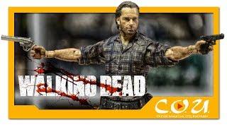 Фигурка Рика Граймса из сериала Ходячие Мертвецы | The Walking Dead Rick Grimes Action Figure