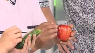Уроки Карвинга(Способы и методы фигурной нарезки и украшения фруктов и овощей., 2012-06-08T00:43:06.000Z)