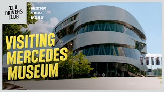 Visiting Mercedes-Benz Museum / S07 E15