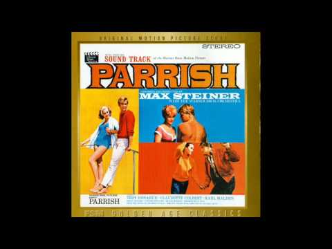 Parrish | Soundtrack Suite (Max Steiner)