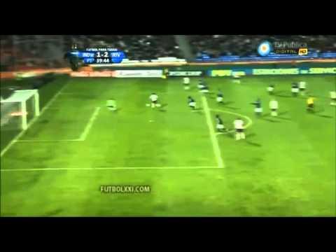 Gol De Martin Aguirre (Independiente 1 - 3 River)