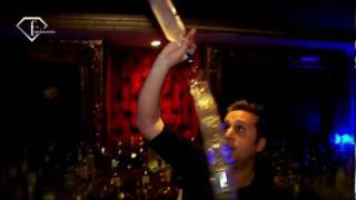 fashiontv | FTV.com - BILLIONAIRE PARTY AT 400 CLUB DUBAI WITH MICHEL ADAM - F.VODKA
