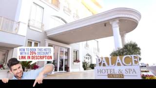 Palace Hotel & SPA, Durres, Albania, HD Review