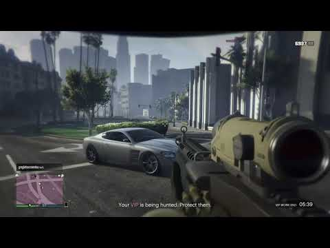 GTA5 : Protect The ViP 2