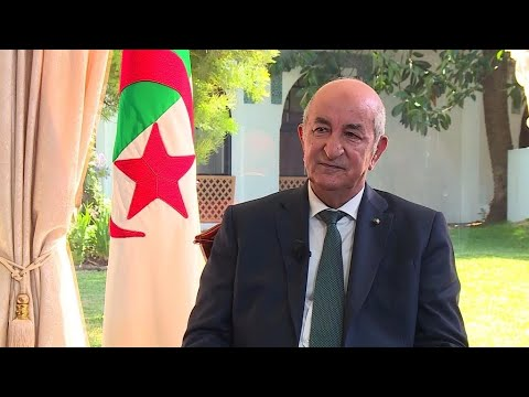 "EXCLUSIVE: Algerian President Tebboune says opportunity exists for ""appeased relations"" with France"
