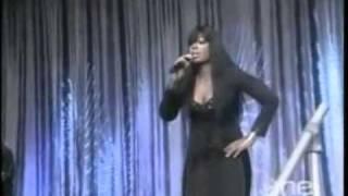 Syleena Johnson - I Am Your Woman (Live on Tom Joyner)