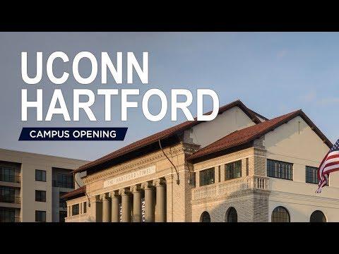 UConn Returns to Downtown Hartford