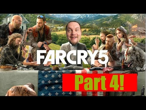 Farcry 5 - Part 4 - Cooking the Cook, and saving the marina