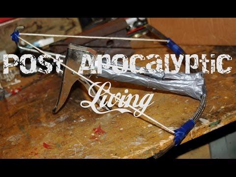 Post Apocalyptic Living: Caulkbow