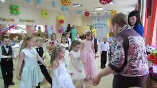16. Выпускной Маячок 2015 - стихи и песня Воспитатель наш